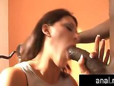 Leena Sky Rides Big Cock