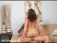 Nice Fake Titties On This Hot Cock Riding Mommy