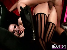 Horny Tori Black Gets Her Muff Rammed After Toying