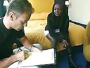 Italian Man Casting Cute Black Teen