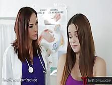Chanel Preston And Jenna J Ross Are Making Love In The Hospital,