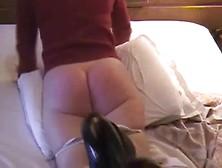 Slut Have Hard Spanked Arse