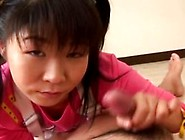 2 Smoking Hot Innoncent Japanese Teens Playing Surrounding The T