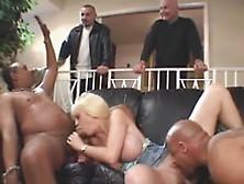Interracial Cuckold Dp For Big Tit Milf