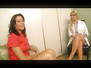 Hot Therapist Teaches My Mama To Jerk Me Off