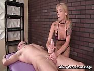 Bella Ink: Ruined Orgasm Punishment - Meanmassage