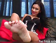 Foot Fetish Babes Teasing With Their Hot Toes In Compilation