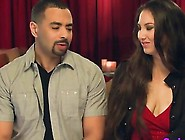 Beautiful Long Time Couple Winners In Reality Swinging Sex Show