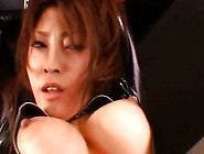 Kokomi Sakura Pretty Asian Doll Gets Costume Sex Action