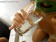 Brazilian Wife Piss Drink