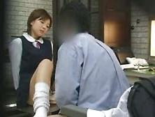 Schoolgirl Manhandled By Schooldoctor Part 2