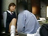 Schoolgirl Manhandled By Schooldoctor Part 2