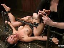Tia Ling Prueba La Esclavitud
