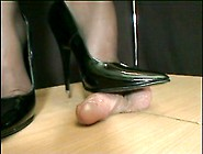 Cock And Ball Trample Torture - Mistress Arletta