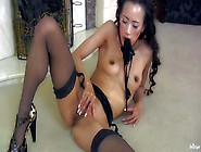 Petite Asian Babe Ayla Sky In