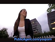 Public Agent Fuck Cute Girl.....