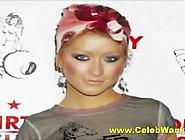 Christina Aguilera Nude Big Tits Celebrity Milf
