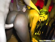 Horny Ladies Have Fun In A Night Club