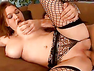 Horny Maiden Blows The Exhausted Cock After Having Drilled Her C
