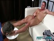 Free Football Celebrities Sexy Men Gay Porn Scott Has A New Foot