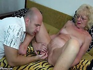 Old Granny Is Very Very Horny And Wet