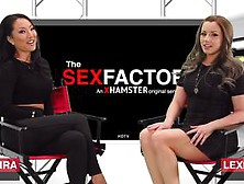 Sexfactor Episode 01: Battle Of The Sexes.  Chicks Vs.  Dicks