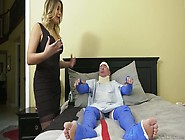 Whore Wife Blair Williams Is Cheating On Her Husband With Doctor