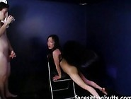 Asian Lady Dances And Rubs Pussy Before Fucking