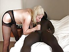 German Gilf Hammered By Huge Black Cock