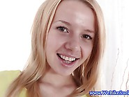 Blonde Blowjob Euro Babe Cum Drenched