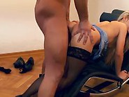 Sizzling Sabrina Sweet Bounces On This Hard Cock