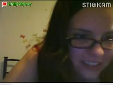Rare Hot Stickam Teen 2344