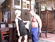 Slutty Housewife Can't Resist Seducing The Handsome Repairman