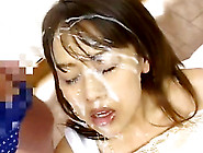 Japanese Cutie Love To Feel Cum On Face