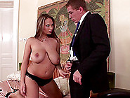 Curvy Pornstar With Big Tits Yelling While Being Screwed Hardcor