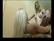 Blond Shemale Fuck A Blond Girl
