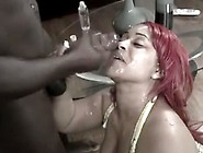 Pinky Sucks That Nut Out And Gets A Facial