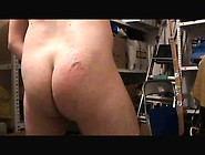 Brutal And Severe Caning Of My Ass