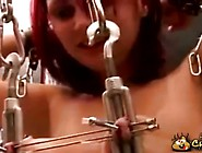 Anita Get Tits Drilled And Screwed