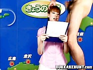 Japanese Bukkake Newscaster By Jtr77Inc3