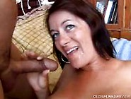 Milf Sandy And Her Pussy Lover.