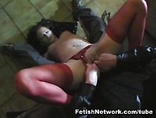 Fetishnetwork Movie: Hard Whipped Milf