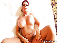 Hungry For Cock Mature Fucks Like Crazy In Pov Action