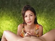 Exotic Japanese Slut Anri Suzuki In Fabulous Blowjob/fera,  Pov J