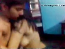 College Couple Desi Foreplay