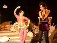 Bollywood Actress Dimple Kapadia Hot Song