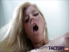 Blond Amateur Shay Rides The Sybian For The Fist Time