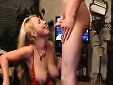 Adult German Mother Does Analsex With Newer University Stud
