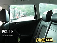 Faketaxi: Prague Gal Gives A Great Fuck For Free Taxi Rides