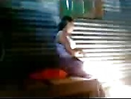 Fsiblog - Desi Village Girl With Her Boss Mms